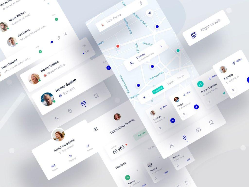 ux e ui design: experiência e interface